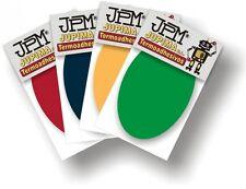 1 par de rodilleras /coderas termoadhesivas para ropa...42 colores disponibles
