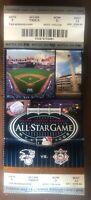 2008 Baseball All - Star Game Full Ticket PSA - 10  Yankee Stadium