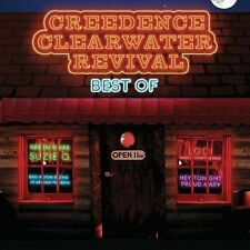 CREEDENCE CLEARWATER REVIVAL BEST OF CD (Greatest Hits)