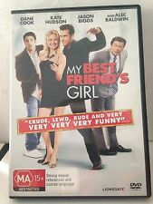 MY BEST FRIEND'S GIRL - DANE COOK, KATE HUDSON (R4-PAL-GOOD) - DVD #682