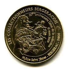 24 BERGERAC Les collectionneurs bergeracois, 2008, Monnaie de Paris