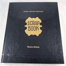 Scrapbook Henri Cartier-Bresson Michel Frizot 1932-1946 Photographs SEALED Book