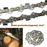 "18"" Chainsaw Chain 3/8"" LP .050 Gauge 62DL Blade Saw Saws Craftsman Link Poulan"