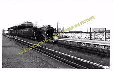 Hornsea Town Railway Station Photo. Wassand, Whitedale, Swine and Hull Line (4)