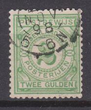 PW3 postbewijs zegel 3 used NVPH Netherlands Nederland Pays Bas