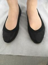 CHANEL 100% Leather Ballerinas for Women