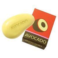 AVOCADO SOAP, Vitamins A, D, & E, w/ Grapefruit Essence 3.5 oz Bar, by Kalastyle