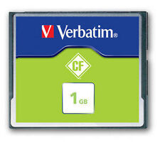 Verbatim CompactFlash I 1 GB Memory Card