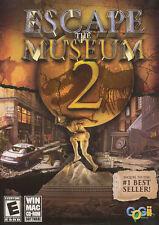 ESCAPE THE MUSEUM 2 II - Hidden Object PC & MAC Game - WinXP/Vista & OSX - NEW!