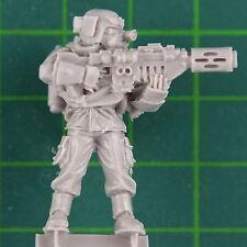 Astra Militarum Cadian Soldat Melter Atemschutzgerät Forge World 40K 1540