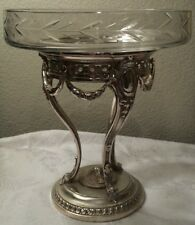 Silver Plate Centerpiece   Christofle