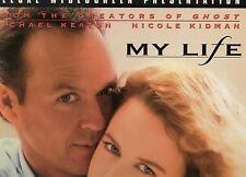 MY LIFE - Michael Keaton & Nicole Kidman - LASER DISC - NTSC- NEW - Never played