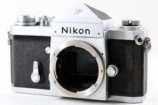 *Exc* Nippon Kogaku Nikon F Eye Level SLR 35mm Film Camera Body from JAPAN