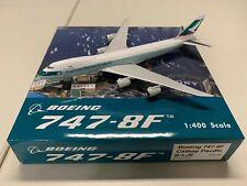 Cathay Pacific Cargo B-747-8F (B-LJE) 1:400 Phoenix, sehr selten