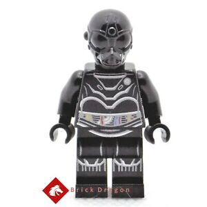 Lego Star Wars NI-L8 Protocol Droid Minifigure from set 75300