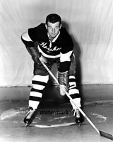 AHL 1950's Don Cherry Hersey Bears Black & White Pic 8 X 10 Photo Picture