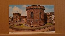 Unposted Postcard The Citadel Carlisle