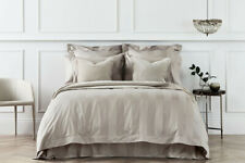 Sheridan 1200tc Masterson Tailored Quilt Cover Wicker