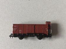 Fleischmann piccolo 8355 DB gedeckter Güterwagen G10 OVP Spur N Bremserhaus