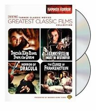 Horror Box Set DVDs & Christopher Lee Blu-ray Discs