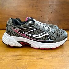 Saucony Grid Marauder 2 Women's Shoes Size 7 Running Sport Athletic Gray