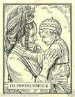 Greece Turkey Bulgaria Festschmuck TOBACCO HISTORY HISTOIRE TABAC IMAGE CARD 30s
