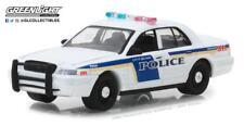 GreenLight 1/64 2010 Ford Crown Victoria Police Interceptor Florida 42850-E