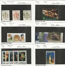 Jamaica, Postage Stamp, #661//965 Used, 1987-2002, JFZ