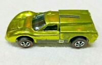 HOT WHEELS VINTAGE ORIGINAL REDLINE 1967 FORD J CAR