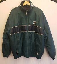 Vintage Reebok Waterproof Jacket / Coat Size Large / L Zip Up 90s Retro