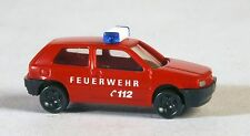 Wiking 093405 Spur N 1:160 Feuerwehr VW Golf III Neu 10-2016 Neu und OVP