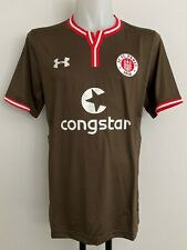 ST PAULI 2016-17 S/S HOME SHIRT BY UNDER ARMOUR SIZE MEN'S XL BRAND NEW WITH TAG