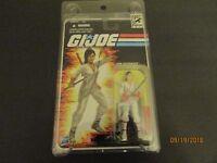 G I Joe 2012 SDCC Jinx White Kim Arashikage Comic Con Variant MOC FREE SHIPPING