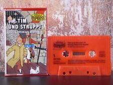 TIM UND STRUPPI 15 König Ottokars Zepter -- MC Kassette HÖRSPIEL ARIOLA HERGE