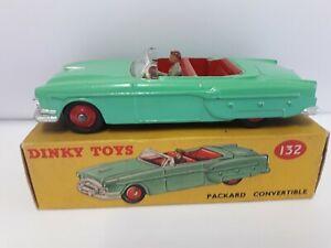 Dinky no.132 Packard Convertible - 99.9% MIB - Original