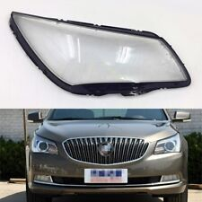For Buick Lacrosse 2014 2015 Car Headlight Headlamp Clear Lens Auto Shell Cover