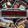 "STAR WARS ""The Mandalorian"" Kenner Vintage Collection style toy logo patch"