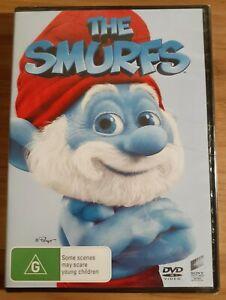 The Smurfs brand new still sealed