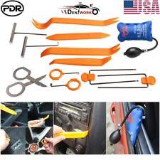 US 13pcs Car Panel Refit Removal Installation Tools Kit  Dashmat&Door&Radio 2019