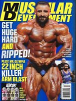 Muscular Development  April 2021     Hadi Choopan