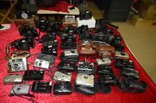 Lot de 43 appareils photos 24/36