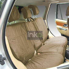 Range Rover Sport 2nd Row Inka Fully Tailored Waterproof Seat Cover Beige