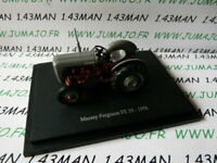 TR58W Tracteur 1/43 universal Hobbies MASSEY FERGUSSON FE 35 1956