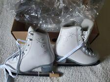 Bladerunner Youth Girl's Size 12J White Ice Skates Solstice New in Box