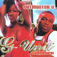RARE! DJ Cutmaster C G-Unit Summer NYC Hip Hop Mixtape MIX CD