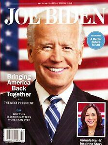 Joe Biden Magazine American Collection Special Issue Centennial Legends