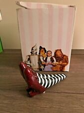 Wizard of Oz Wicked Witch of the East Legs Door stop Paperweight Ruby Slippers