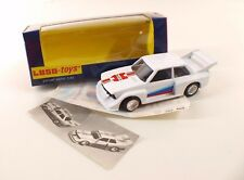 Luso Toys M24 BMW 320 Racing Würth mint with decals / avec décalcomanie  1/43