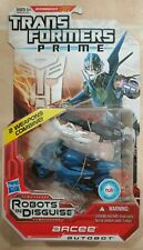Transformers Prime *ARCEE* Hasbro Deluxe Robots in Disguise Class UNOPENED! RID