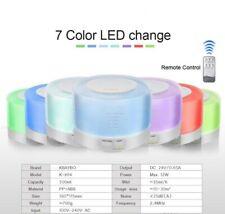 500ml Cool Mist Humidifier Ultrasonic Aroma Essential Oil Diffuser